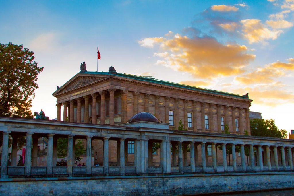 Pergamon Museum In Berlin