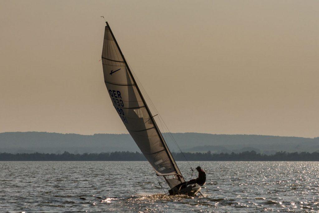 Segeln auf dem Steinhuder Meer