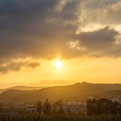 Romantisches Kolymbari auf Kreta