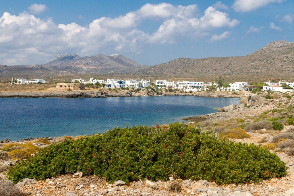 Die Bucht von Avlemonas, Kythira