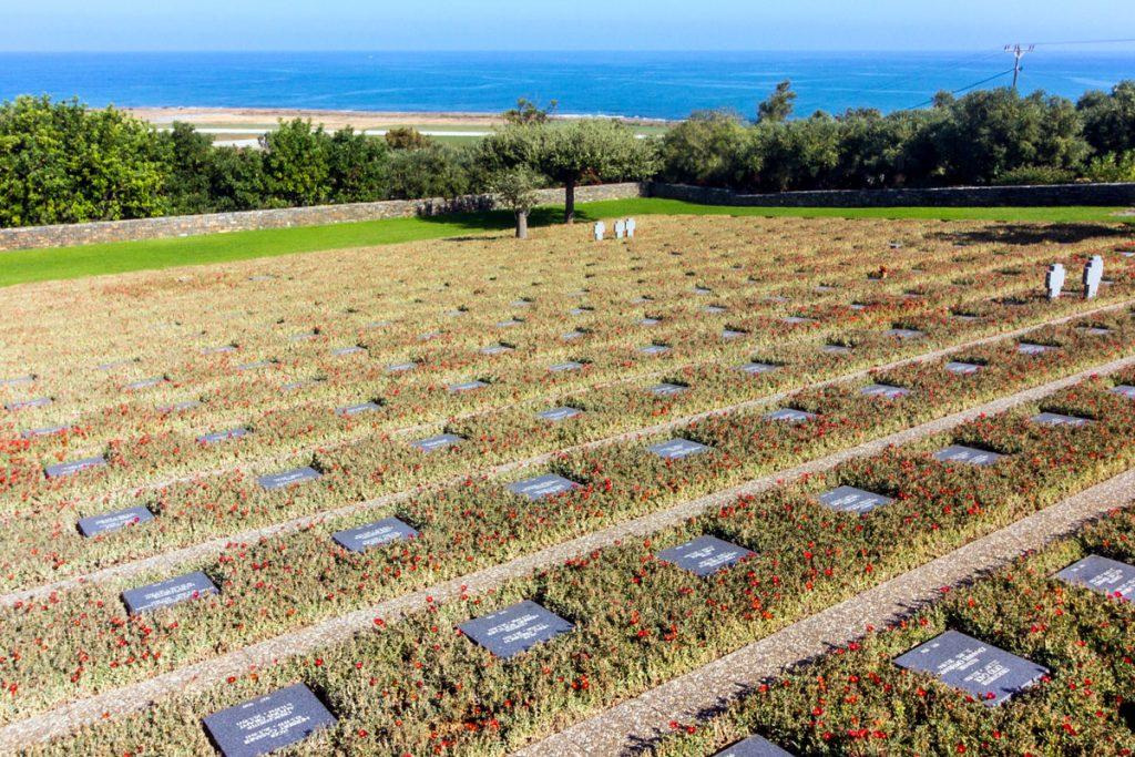 Deutscher Soldatenfriedhof Maleme, Kreta
