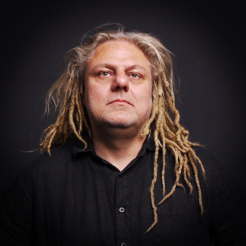 Klaus Heidemann Portrait