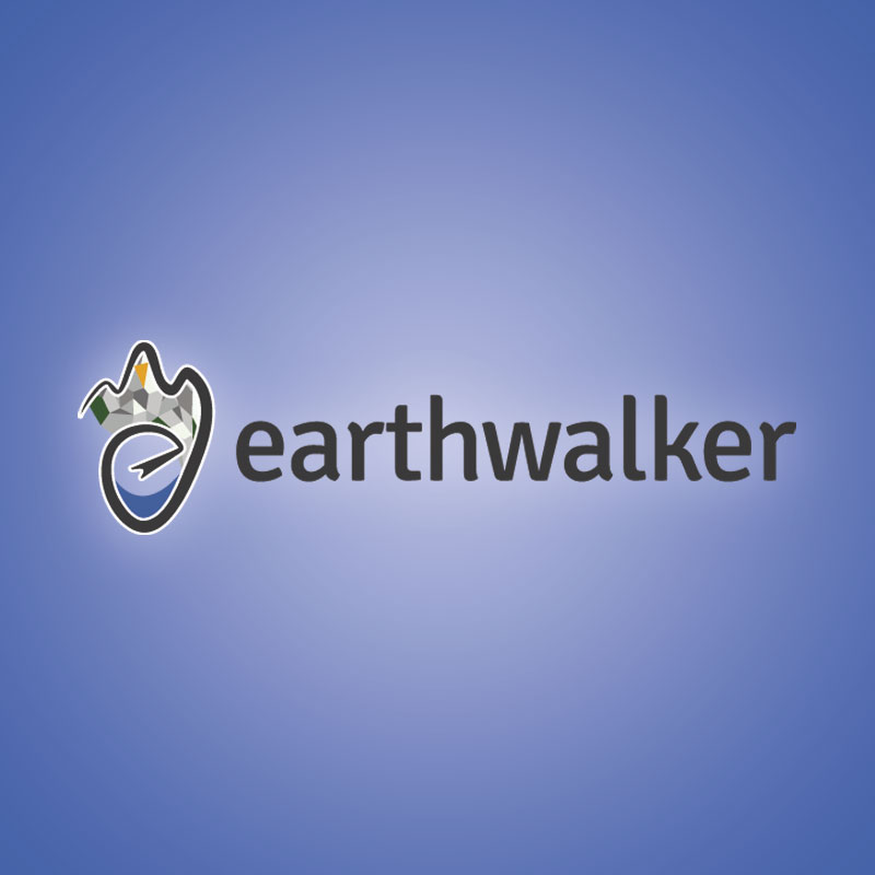 Logo earthwalker.guide
