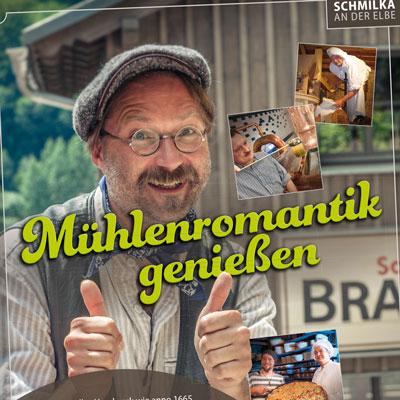 Plakat Erlebnis Schmilka
