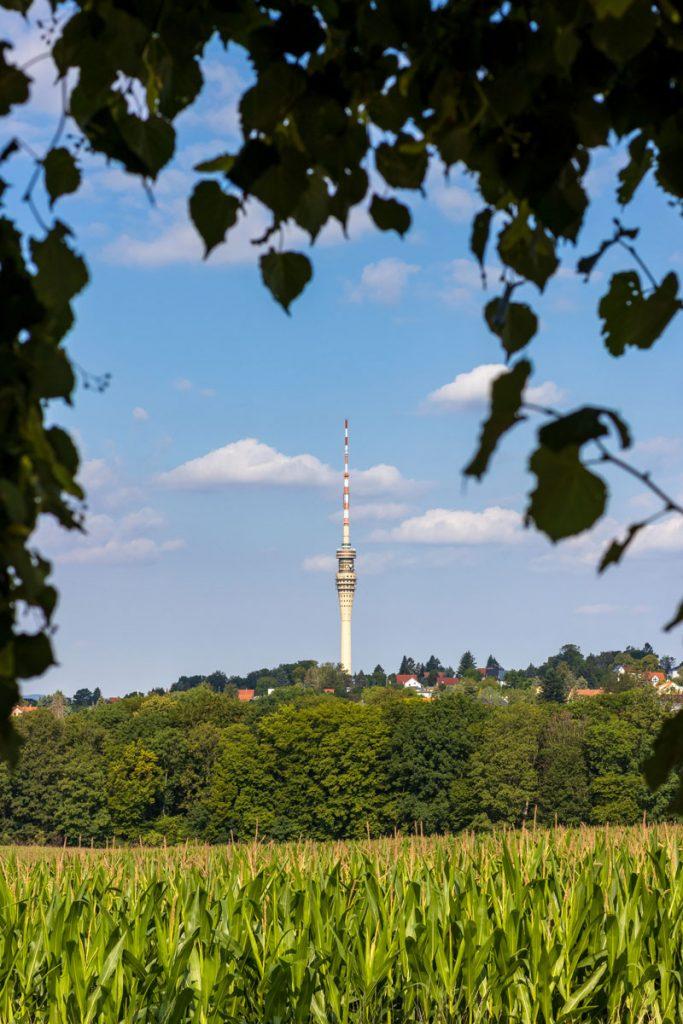 Fernsehturm in Dresden