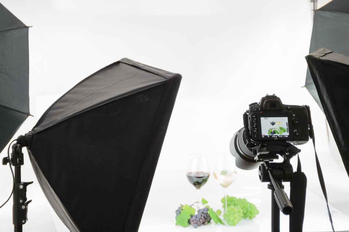 Typische Aufgaben einer Werbeagentur - Fotografie