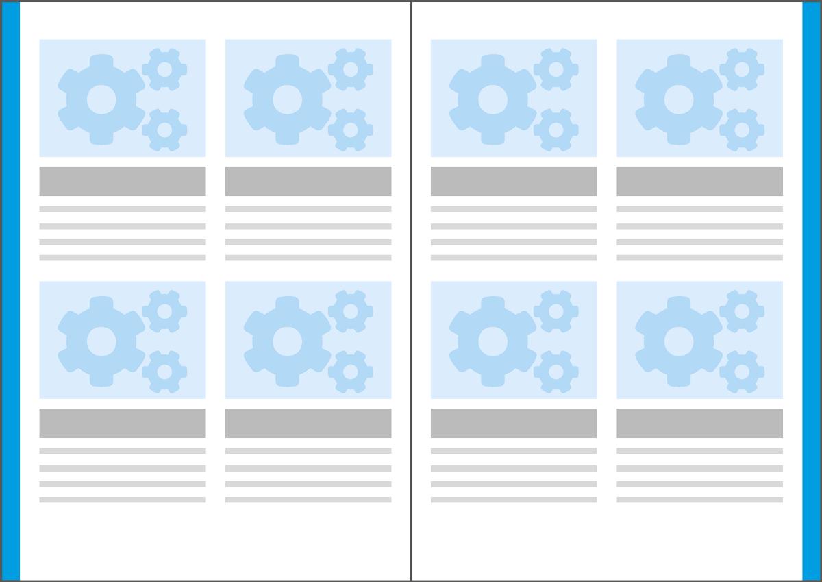 Kataloggestaltung Designbeispiel1